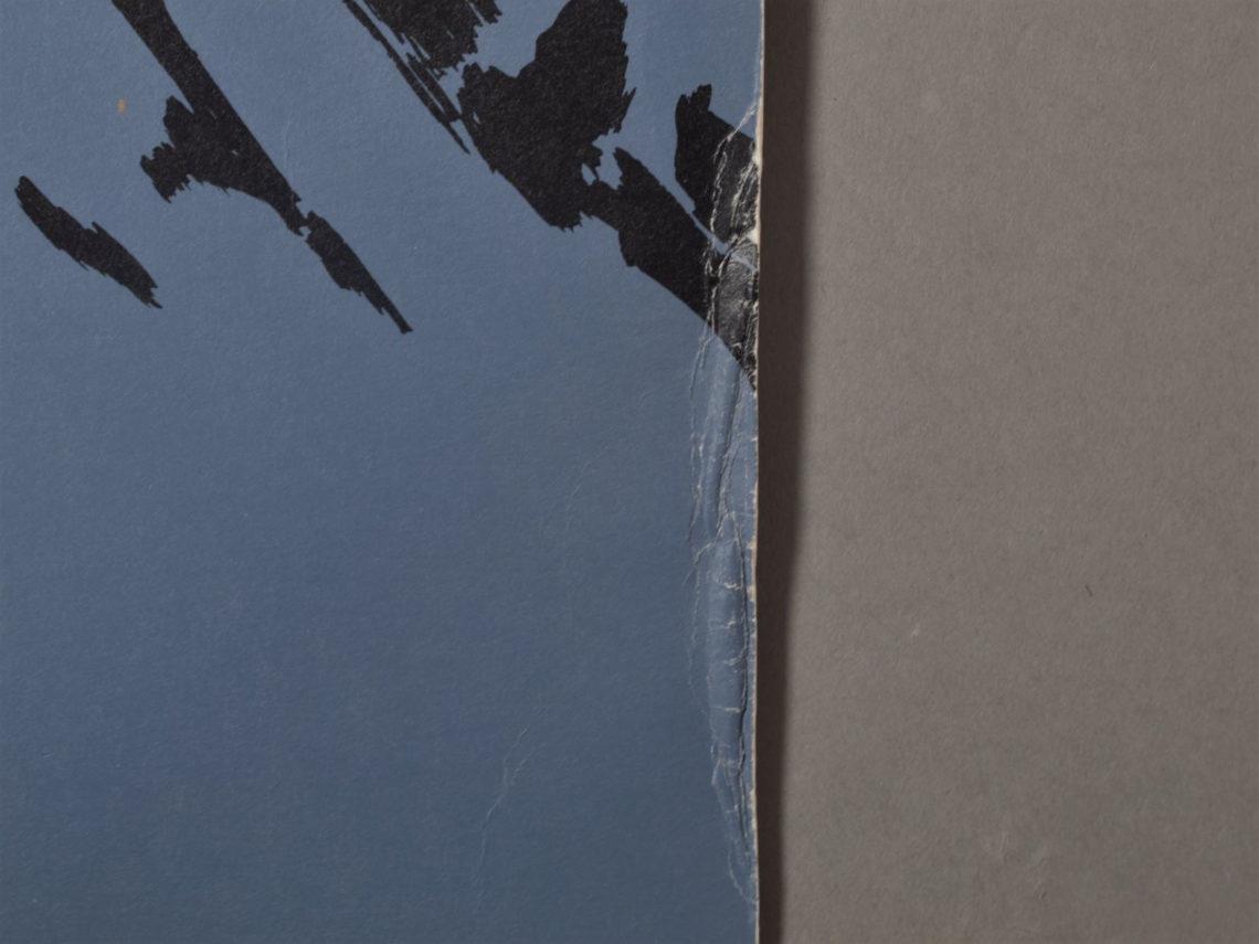 Restaurierung Knicke Stockflecken Bleiche