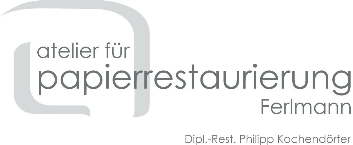 Atelier für Papierrestaurierung Ferlmann Dipl.-Rest. Philipp Kochendörfer
