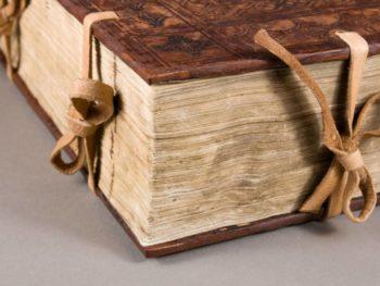 Restaurierung Bücher